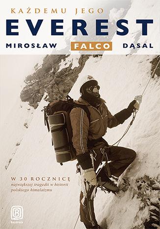 Okładka książki Każdemu jego Everest