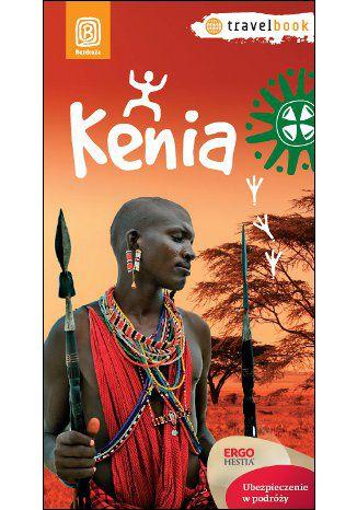 Okładka książki Kenia. Travelbook. Wydanie 1