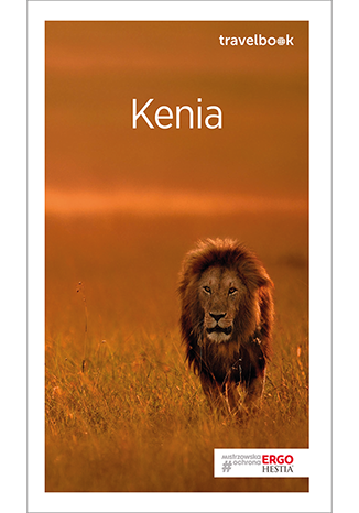 Okładka książki/ebooka Kenia. Travelbook. Wydanie 2