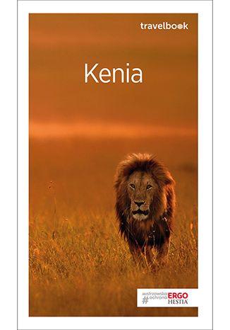 Okładka książki Kenia. Travelbook. Wydanie 2