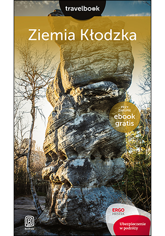 Okładka książki/ebooka Ziemia Kłodzka. Travelbook. Wydanie 1