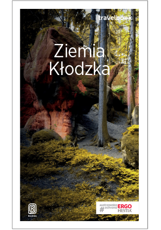 Okładka książki Ziemia Kłodzka. Travelbook. Wydanie 2