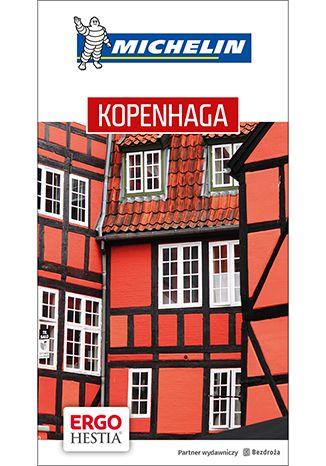 Okładka książki Kopenhaga. Michelin. Wydanie 1