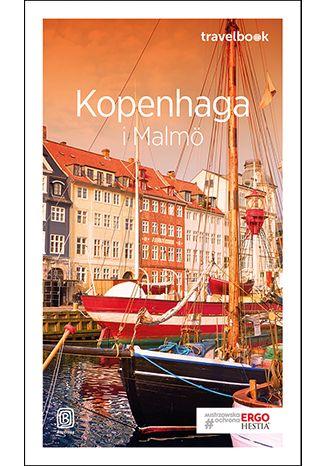 Okładka książki/ebooka Kopenhaga i Malmö. Travelbook. Wydanie 1
