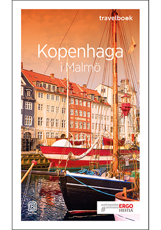 Okładka książki Kopenhaga i Malmö. Travelbook. Wydanie 1