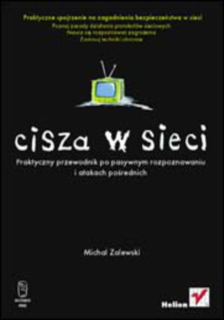 Okładka książki Cisza w sieci