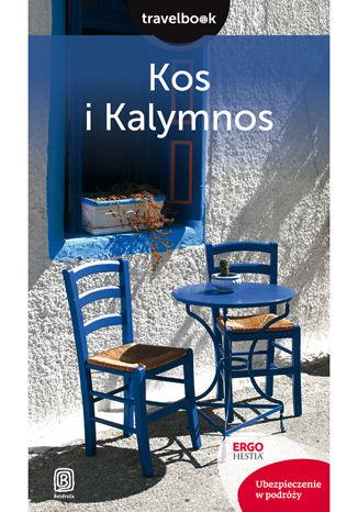 Okładka książki Kos i Kalymnos. Travelbook. Wydanie 2