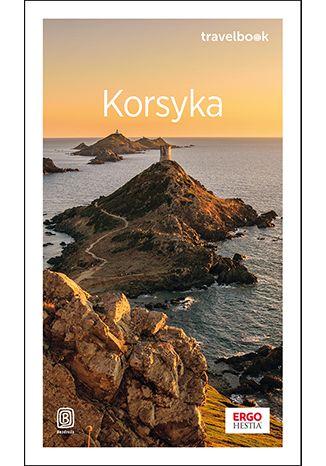 Okładka książki/ebooka Korsyka. Travelbook. Wydanie 1