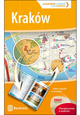 Okładka książki Kraków. Przewodnik-celownik. Wydanie 1