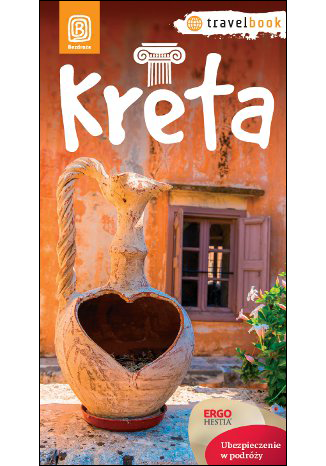 Okładka książki Kreta. Travelbook. Wydanie 1