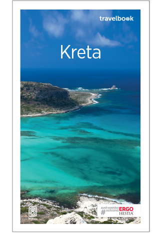 Okładka książki Kreta. Travelbook. Wydanie 3