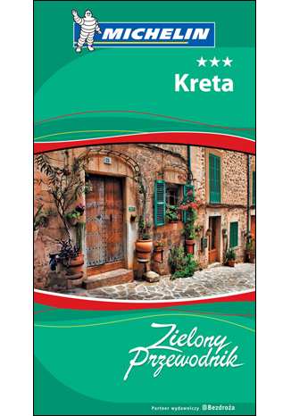 Okładka książki Kreta. Zielony Przewodnik. Wydanie 1