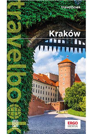 Okładka książki Kraków. Travelbook. Wydanie 1