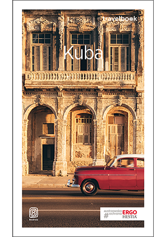 Okładka książki Kuba. Travelbook. Wydanie 1