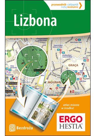 Okładka książki Lizbona. Przewodnik-celownik. Wydanie 1