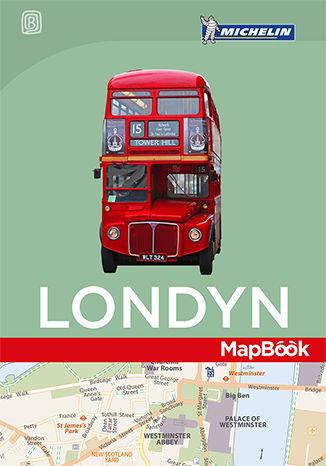 Okładka książki Londyn. MapBook. Wydanie 1