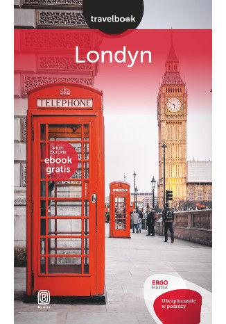 Okładka książki Londyn. Travelbook. Wydanie 1