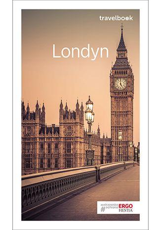 Okładka książki Londyn. Travelbook. Wydanie 2