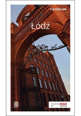Okładka książki Łódź. Travelbook. Wydanie 2