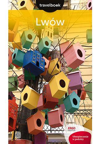 Okładka książki/ebooka Lwów. Travelbook. Wydanie 1
