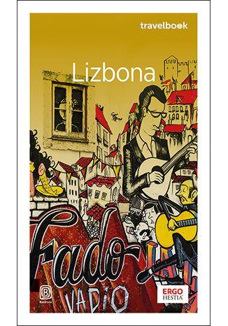 Okładka książki Lizbona. Travelbook. Wydanie 3