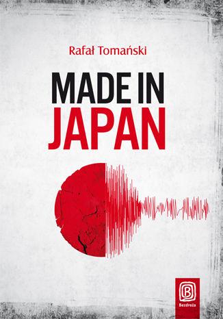 Okładka książki Made in Japan. Książka z autografem