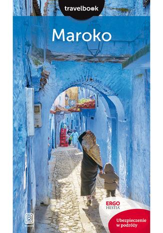 Okładka książki Maroko. Travelbook. Wydanie 2