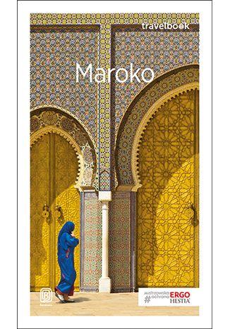 Okładka książki Maroko. Travelbook. Wydanie 3