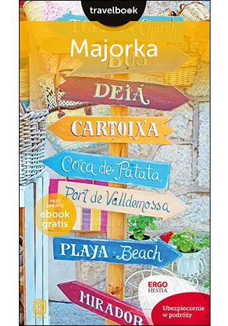 Okładka książki Majorka. Travelbook. Wydanie 2