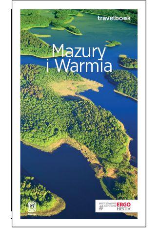 Okładka książki Mazury i Warmia. Travelbook. Wydanie 3