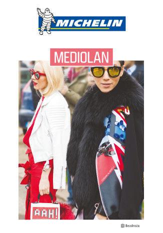 Okładka książki Mediolan. Michelin. Wydanie 1