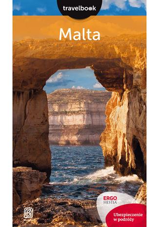 Okładka książki Malta. Travelbook. Wydanie 2