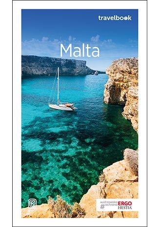 Okładka książki Malta. Travelbook. Wydanie 3