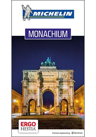 Okładka książki/ebooka Monachium. Michelin. Wydanie 1