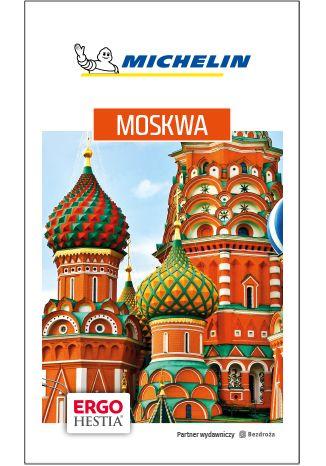 Okładka książki Moskwa. Michelin. Wydanie 1