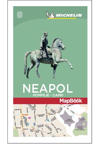 Okładka książki/ebooka Neapol. MapBook. Wydanie 1