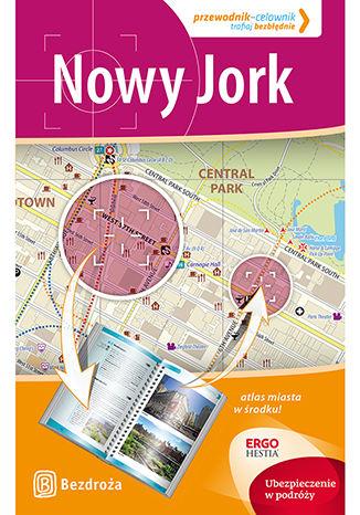 Okładka książki Nowy Jork. Przewodnik-celownik. Wydanie 1