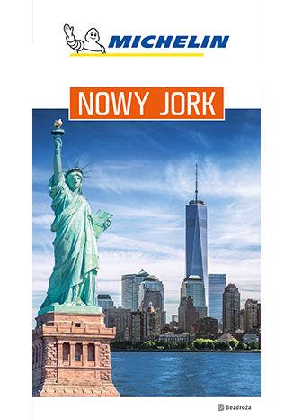 Okładka książki Nowy Jork. Michelin. Wydanie 1