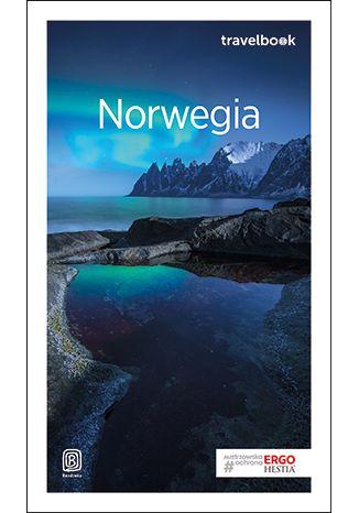 Okładka książki Norwegia. Travelbook. Wydanie 1