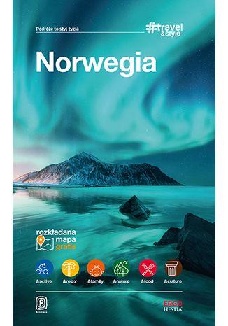 Okładka książki Norwegia. #Travel&Style. Wydanie 1