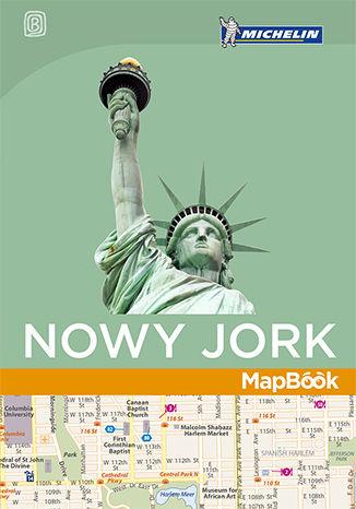 Okładka książki/ebooka Nowy Jork. MapBook. Wydanie 1