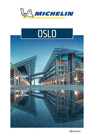 Okładka książki/ebooka Oslo. Michelin. Wydanie 1