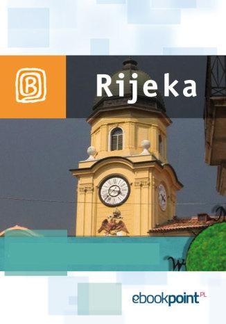 Okładka książki Rijeka. Miniprzewodnik