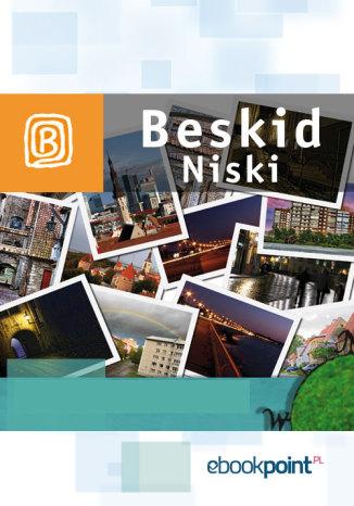 Okładka książki Beskid Niski. Miniprzewodnik