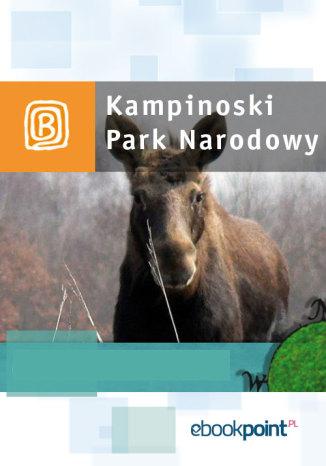 Okładka książki Park Kampinoski. Miniprzewodnik