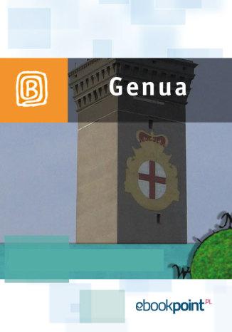 Okładka książki Genua. Miniprzewodnik