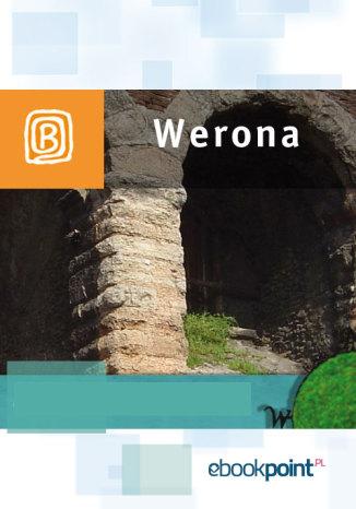 Okładka książki Werona. Miniprzewodnik