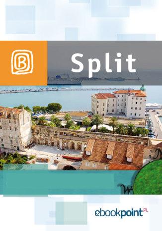 Okładka książki Split. Miniprzewodnik