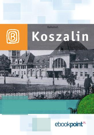 Okładka książki Koszalin i okolice. Miniprzewodnik