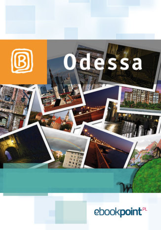 Okładka książki/ebooka Odessa. Miniprzewodnik